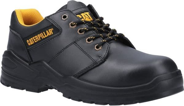 Caterpillar Striver Low S3 Shoes- Safety Black